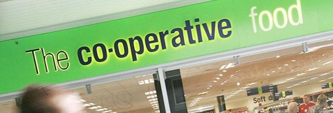 The Kirby Group keep the tills of The Co-operative working