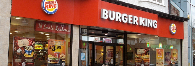 The Kirby Group protect customers and staff at Burger King
